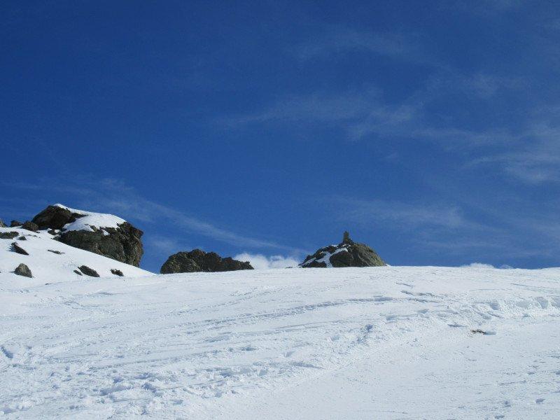 Monte Granè da Pian della Regina