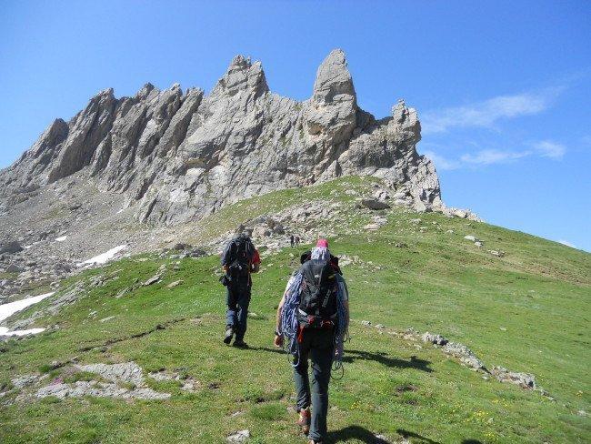 Organizzare escursioni in montagna