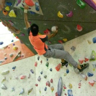 Arrampicare indoor