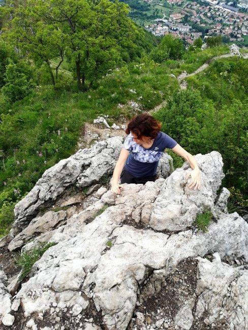 Arrampicata Monte Barro
