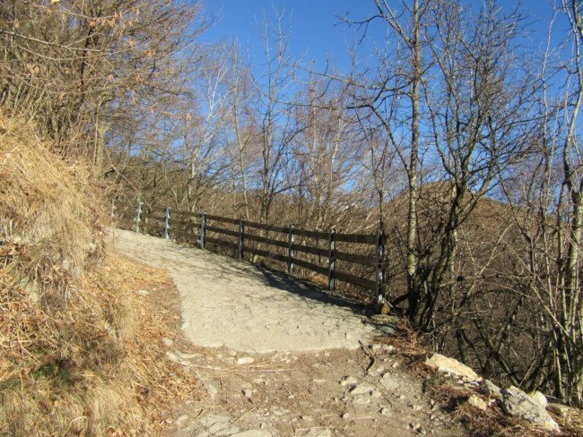 Sentiero Monte Palanzone
