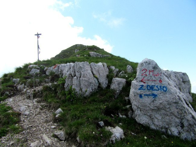 Cresta Monte due Mani