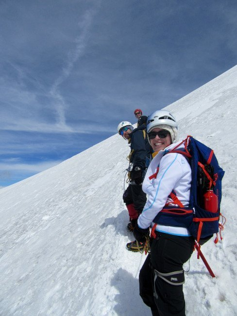 Escursione al Breithorn Occidentale