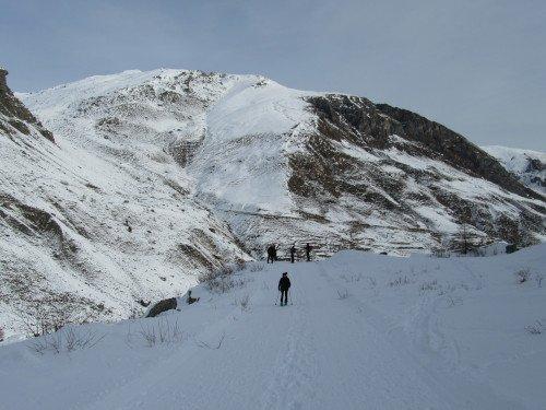 Escursione ciaspole Monte Granè Pian della Regina