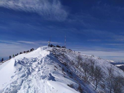 Vetta monte San Primo