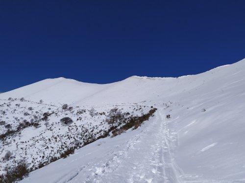 Monte San Primo versante sud