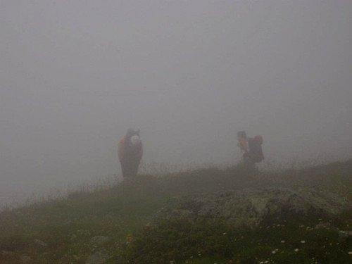 Escursione al Rifugio Gastaldi
