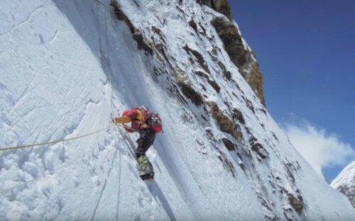 Gerlinde Kaltenbrunner alpinista