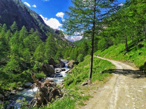Escursione in Val Pellice
