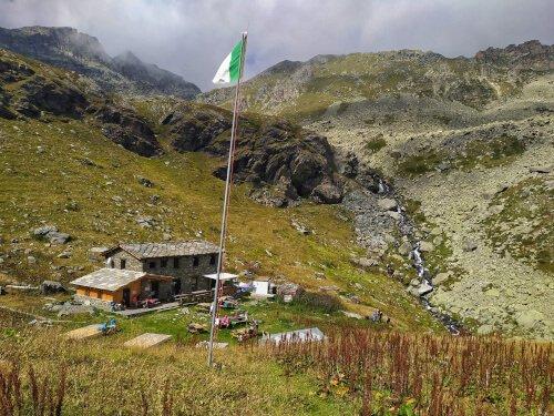 Escursione RIfugio Alpetto