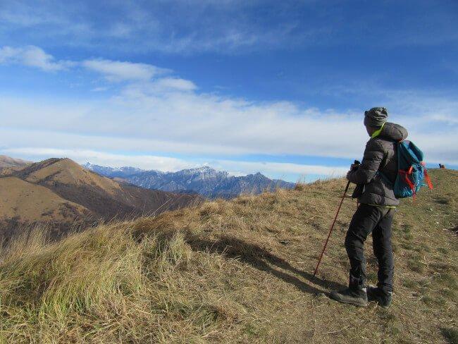 Bastoncini da trekking